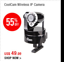 CoolCam Wireless IP Camera