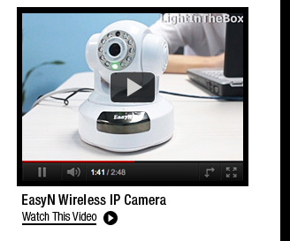 EasyN Wireless IP Camera