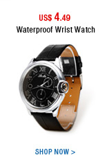 Waterproof Wrist Watch