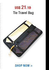 Tie Travel Bag