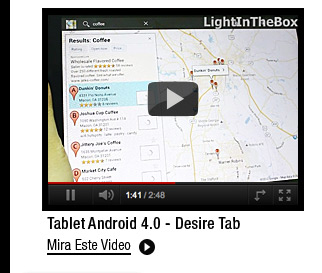 Tablet Android 4.0 - Desire Tab