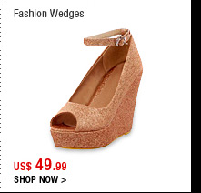 Fashion Wedges