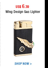 Wing Design Gas Lighter