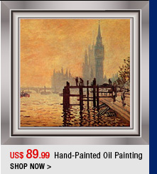 Hand-Painted Oil Painting