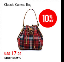Classic Canvas Bag