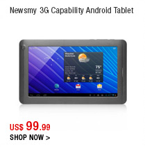 Newsmy 3G Capability Android Tablet
