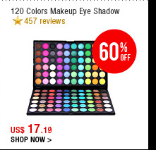 120 Colors Makeup Eye Shadow