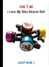 I Love My Bike Bicycle Bell