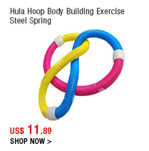 Hula Hoop Body Building Exercise