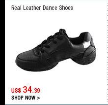 Real Leather Dance Shoes