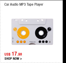 Car Audio MP3 Tape Player