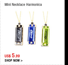 Mini Necklace Harmonica