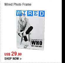 Wired Photo Frame