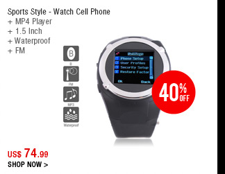Sports Style - Watch Cell Phone