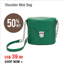 Shoulder Mini Bag