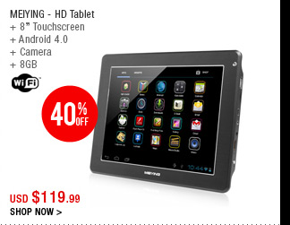 MEIYING - HD Tablet