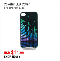 Colorful LED Cover