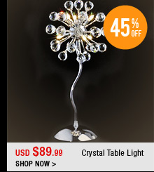 Crystal Table Light