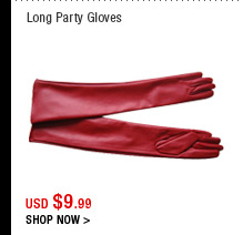 Long Party Gloves