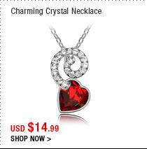 Charming Crystal Necklace