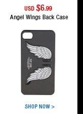 Angel Wings Back Case
