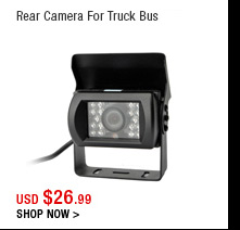 Rear Camera For Truck Bus