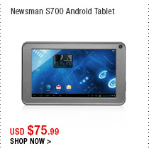 Newsman S700 Android Tablet