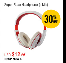 Super Base Headphone (+Mic)