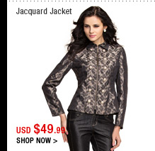 Jacquard Jacket