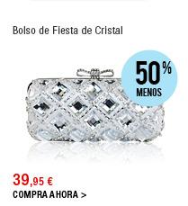Bolso de Fiesta de Cristal