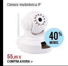 Cámara Inalámbrica IP