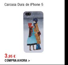 Carcasa Dura de iPhone 5