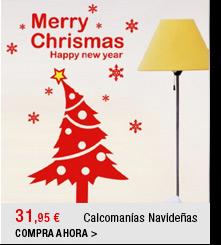 Calcomanías Navideñas