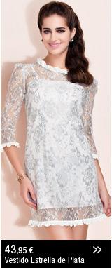 Vestido Estrella de Plata