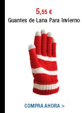 Guantes de Lana Para Invierno