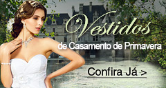 Vestidos de Casamento de Primavera