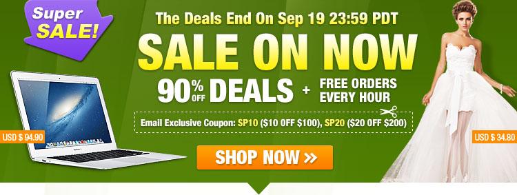 Super Sale Day