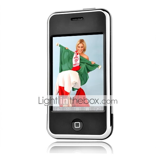 2.8 Inch Touchscreen MP4 Player with Stylus (4GB)