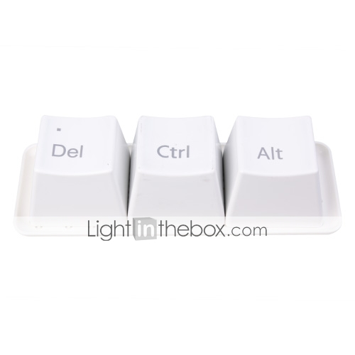 Ctrl+Alt+Del Cup Sets-White