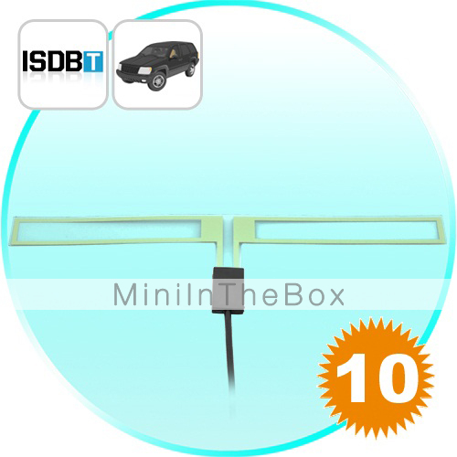ISDB-T Car Antenna for Luxury Cars