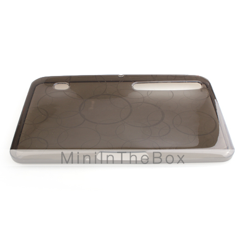 Protective TPU Case for Blackberry Playbook(Tree Clear)